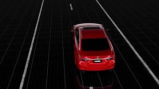 Mazda MX-5 RF – Sistema di avviso di cambio corsia (LDWS)