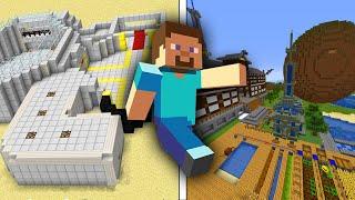 Visiting Historic Minecraft Worlds