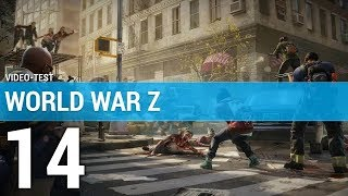 Vidéo-Test : WORLD WAR Z : Le grand retour des Zombies ? | TEST