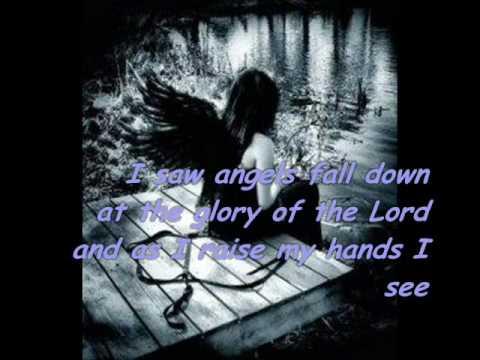 Skillet - Angels fall down  (lyrics)