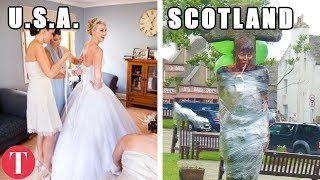 10 Wedding Traditions From Other Countries