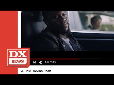 "J. Cole Recruits Kevin Hart For ""Kevin's Heart"" Video"