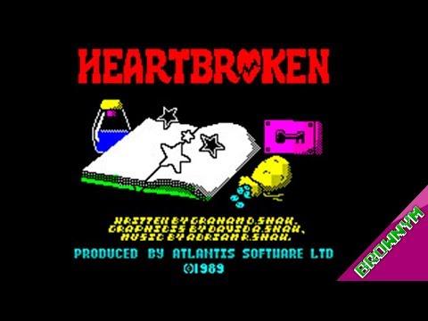Heartbroken (Atlantis Software -1989) - ZX Spectrum