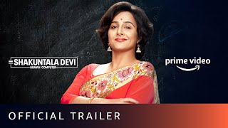 Official trailer of Shakuntala Devi ft. Vidya Balan, relea..