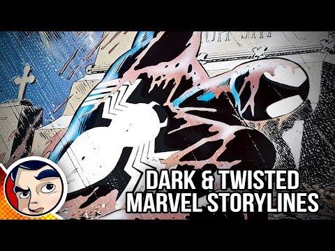 10 Dark & Twisted Marvel Storylines