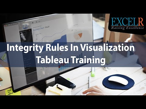 Integrity Rules In Tableau Visualization | Tableau Training For Beginners(2019) -ExcelR