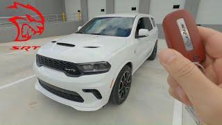 Dodge Durango SRT Hellcat 2021 | POV [HD]