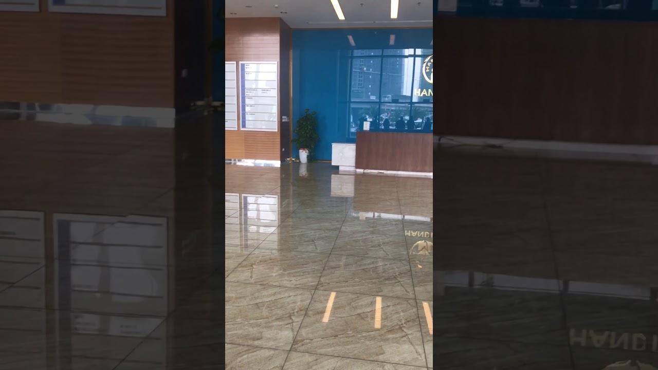 Cho thuê mặt bằng kinh doanh tầng 1 tòa nhà Handi Resco Lê Văn Lương, Thanh Xuân, Hà Nội video