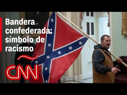 La bandera confederada que se ondeó en el Capitolio: símbolo del legado de racismo en EE.UU.