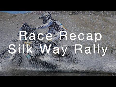 Racing to Glory: Silk Way Rally Highlights - Husqvarna Motorcycles