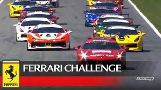 Ferrari Challenge Europe – Monza 2017, Trofeo Pirelli Race 1