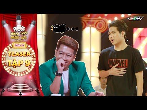 Thách thức danh hài 6 | Teaser tập 9: Trường Giang sa mạc lời trước chuyện tình bi đát của thí sinh