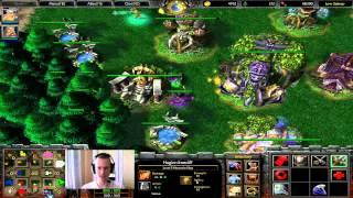 Warcraft 3 - 805 - 4v4 RT