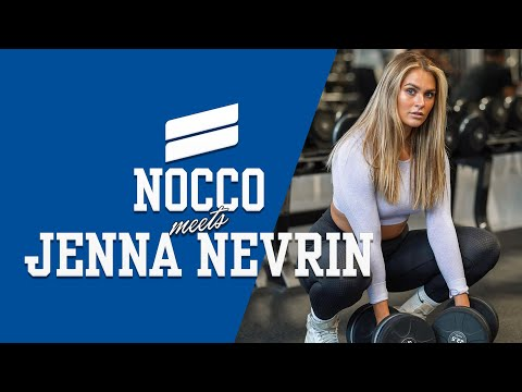NOCCO Meets JENNA NEVRIN