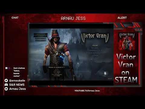 Viktor Vran -Steam- con SirFred