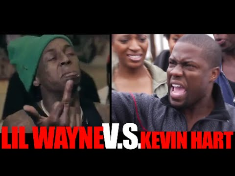 Lil Wayne vs. Kevin Hart Freestyle Battle!