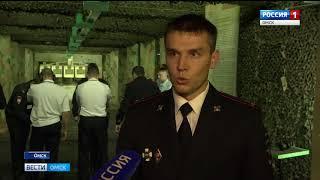 83 оперуполномоченных уголовного розыска со всех уголков России съехались в Омск