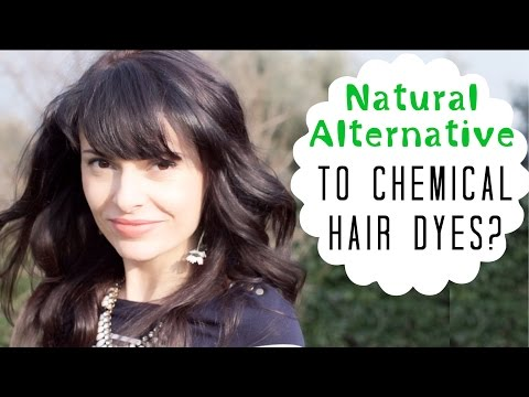 Chemical Free Hair Dye?  Is There a Natural Alternative to Chemical Hair Dyes?