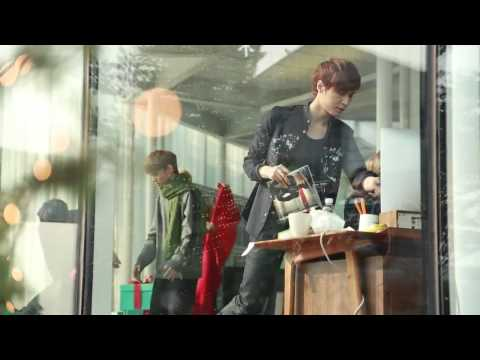 [720P] 140126 EXO SKT 눝 Holiday Special CF Making Film