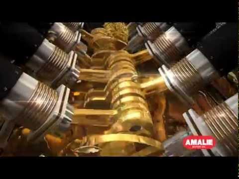 AMALIE MOTOR OIL COMMERCIAL 2015