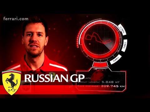 Russian Grand Prix Preview - Scuderia Ferrari 2018