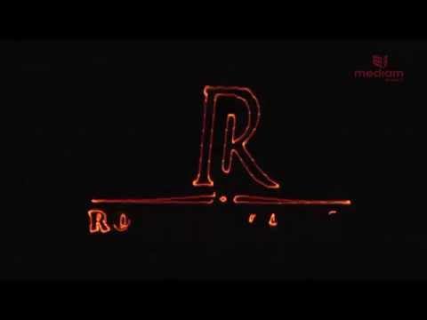 Pokaz laserowy Animacja Laserowa 4 SPINS ROLESKI RANCH 2015 LASERY INFO
