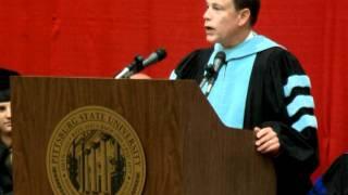 'WF 2011 Graduation Ceremony - President Scott's Address