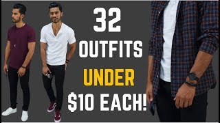 32 Back to School Outfits for UNDER $10 EACH!