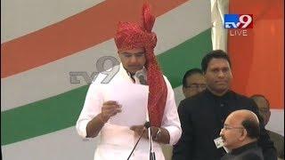 AP CM Chandrababu attends Rajasthan CM Ashok Gehlot sweari..