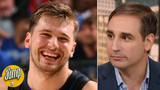 Luka Doncic looks like a generational superstar - Zach Lowe | The Jump