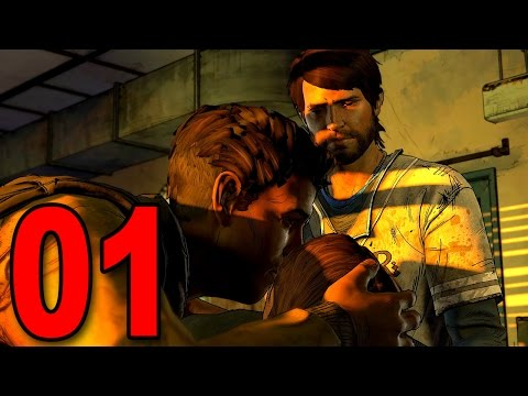 The Walking Dead Season 3 Episode 3 - HE'S KISSING MY GIRL! (Part 1)