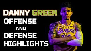 DANNY GREEN OFFENSE AND DEFENSE HIGHLIGHTS (UPDATED)