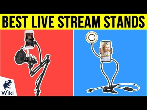 10 Best Live Stream Stands 2019