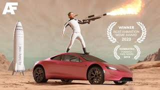 The Elon Musk Story   3D Animated