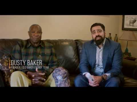 MLB Legend Dusty Baker, President of Baker Energy Team and SST's CFO Mehrad Saidi discuss their companies' strategic alliance.