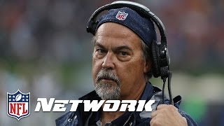 Most Memorable Jeff Fisher Moments | NFL Network | Good Morning Football