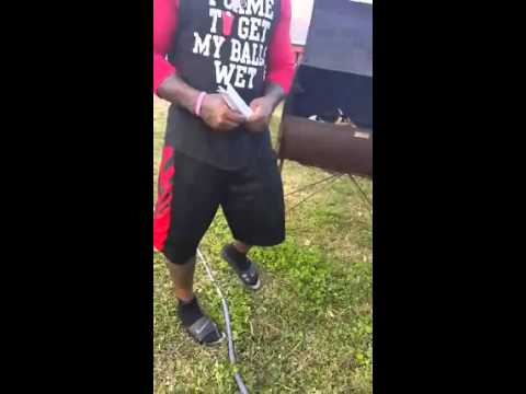 Dude Puts His Jordans  On The Grill, Say's They're Ruining Our Culture And Distracting Us