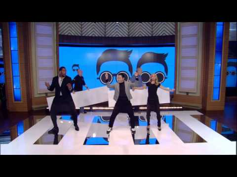 PSY, KELLY & MICHEAL - GENTLEMAN (Dance Cover) - officialpsy  - 8Htlsnr1Ek8 -