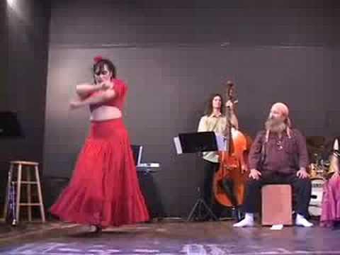 Flamenco dance/spanish vocals