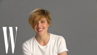 Greta Gerwig's 30th Birthday Featured Karaoke, Blackouts & Concussions | W Magazine