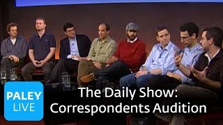 The Daily Show Writers - Correspondents Audition