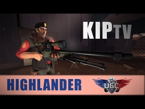 UGC AUS/NZ Highlander- Downfallen vs. Hipsters- Coalplant