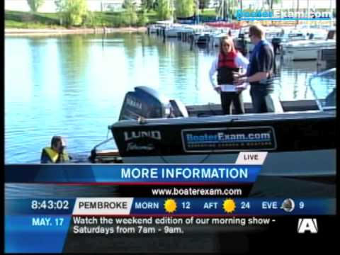 Boating Safety Week - Water Rescue Tips 2