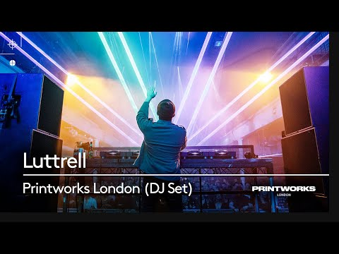 Luttrell | Live from Anjunadeep x Printworks London 2019