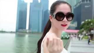 NgocTrinh - Singapore 2014 HD