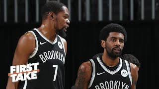 I'm not going to overreact to the Nets losing to the Bucks again - Kendrick Perkins   First Take