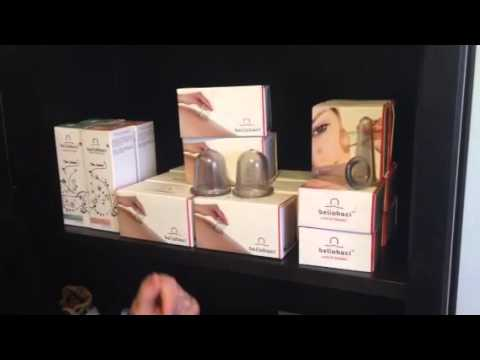The Bellabaci Retail Cupping Massage Range