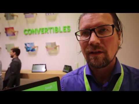 IFA-messen 2016: Acer viser frem verdens tynneste laptop