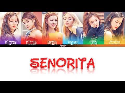 1 Hour ✗ (G)-IDLE [(여자)아이들] - SENORITA