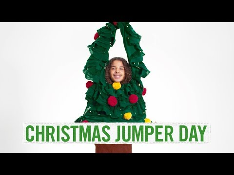 Save the Children's Christmas Jumper Day 2017